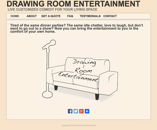 DrawingRoomEntertainment