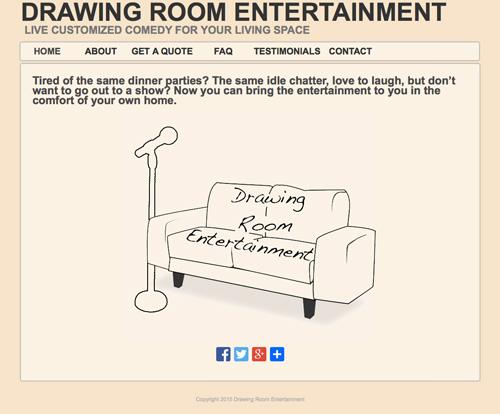 DrawingRoomEntertainment